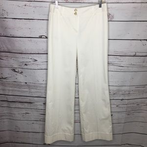 Loft Ann trousers flare stretch